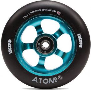 LUCKY ATOM 110 MM KOŁO TEAL