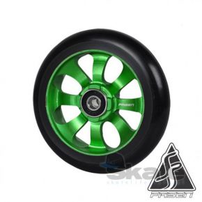 FASEN 8 SPOKES 110MM GREEN/BLACK