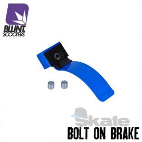 BLUNT BOLT ON BLUE